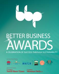 Inaugural Better Business Awards Event